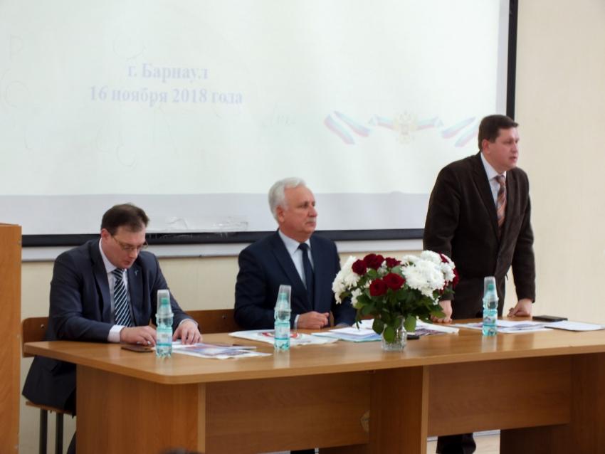 В Юридическом институте прошла Всероссийская конференция приуроченная к 25-летию принятия Конституции РФ