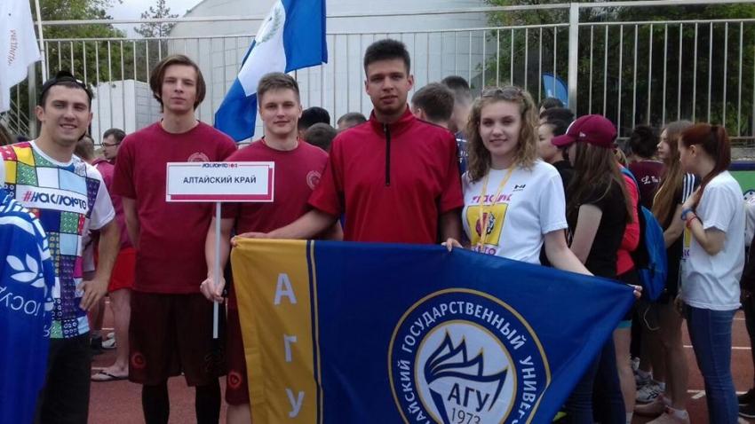Студенты ЮФ – чемпионы России!