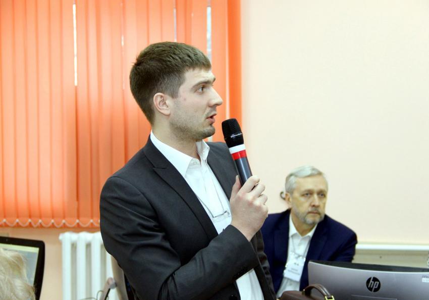Поздравляем М.А. Боловнева с успешной защитой кандидатской диссертации