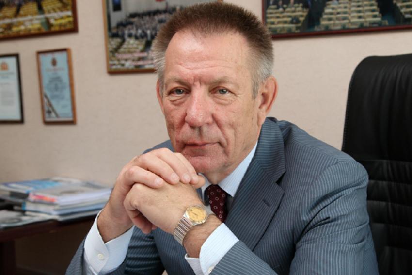 Встреча с депутатом Государственной думы Николаем Федоровичем Герасименко