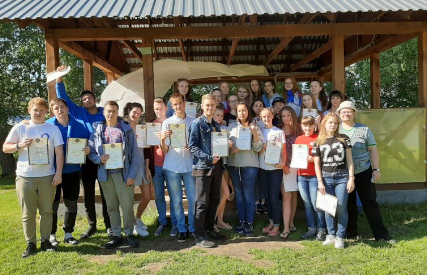 Студенты Юридического института приняли участие в юбилейной XX Летней правовой школе