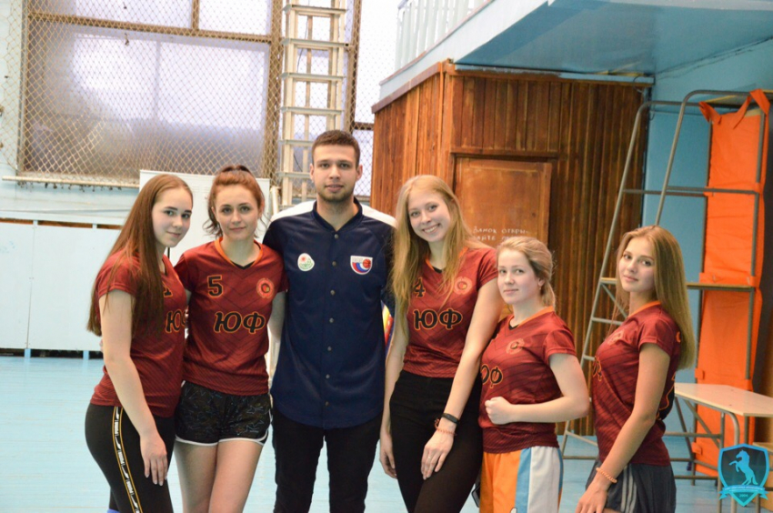 Сборная студенток ЮИ заняла 3 место в Спартакиаде по баскетболу