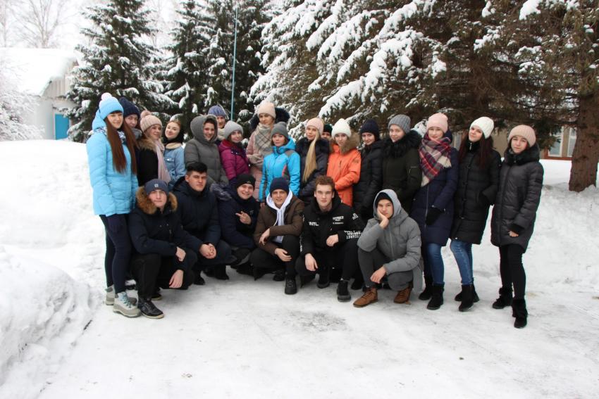 Зимняя школа актива ЮИ 2020