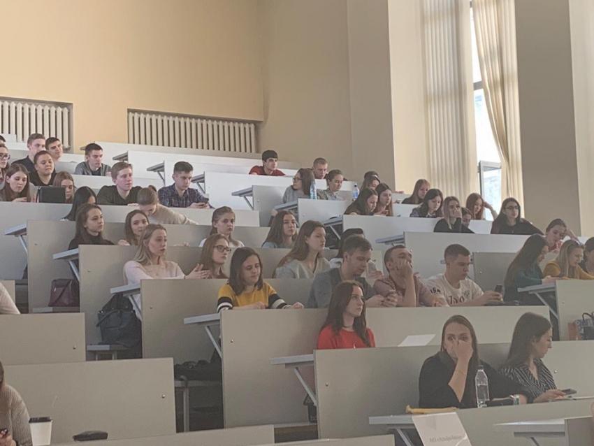 В Юридическом институте АлтГУ прошла встреча-презентация «Карьера юриста в банковской сфере»